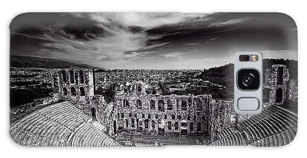 Odeon Of Herodes Atticus Galaxy Case
