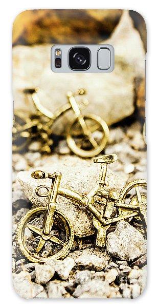 Pendant Galaxy Case - Off Road Bike Trinkets by Jorgo Photography - Wall Art Gallery
