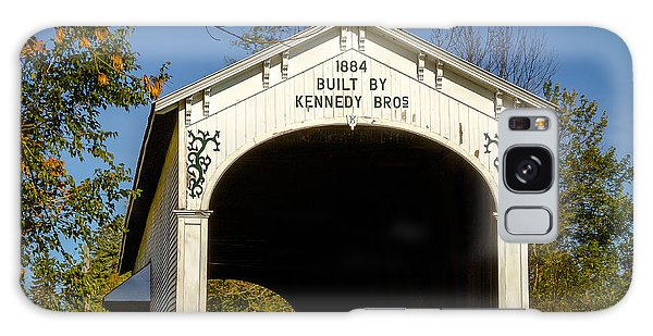 Offutt's Ford Covered Bridge Galaxy Case