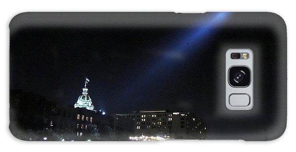 Oft Missed Magic Of Savannah Galaxy Case