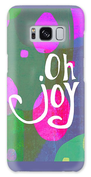 Oh Joy Galaxy Case by Lisa Weedn