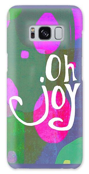 Oh Joy Galaxy Case