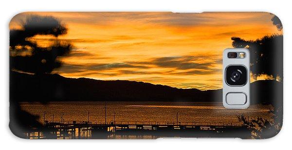 Oh Tahoe Glow Galaxy Case