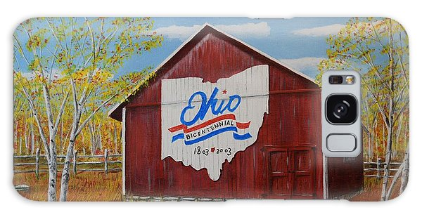 Ohio Bicentennial Barns 22 Galaxy Case