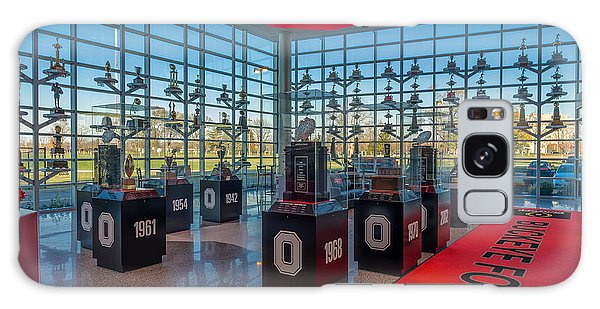 Ohio State Football Trophy Collection Galaxy Case