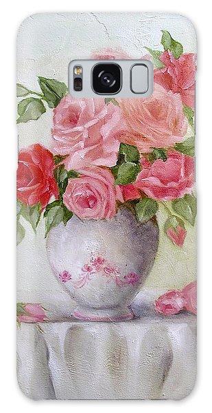 Oil Vase Rose Galaxy Case
