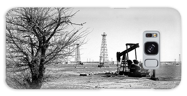 Oklahoma Oil Field Galaxy Case