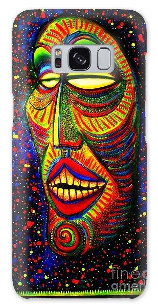 Ol' Funny Face Galaxy Case
