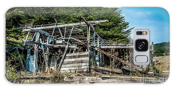 Old Abandoned Structure Sonoma County Galaxy Case
