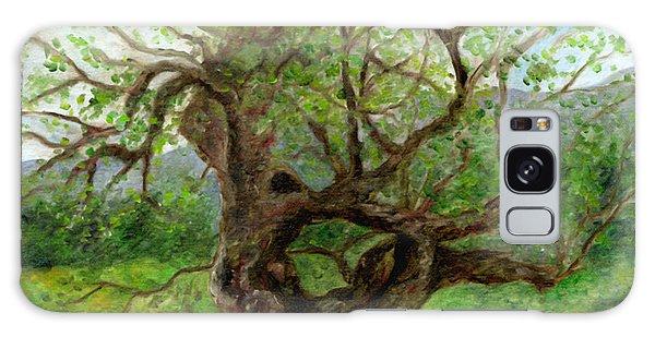 Old Apple Tree Galaxy Case