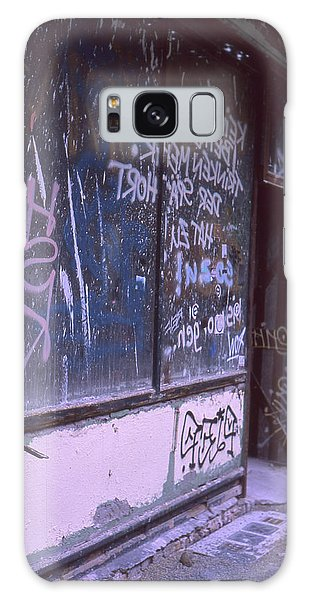 Old Bar, Old Graffitis Galaxy Case