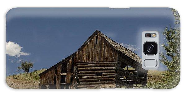 Old Barn 2 Galaxy Case