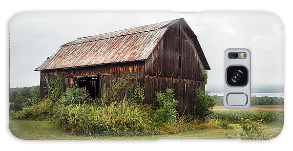 Old Barn On Seneca Lake - Finger Lakes - New York State Galaxy Case
