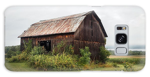 Old Barn On Seneca Lake - Finger Lakes - New York State Galaxy Case