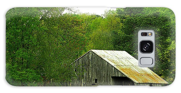 Old Barn V Galaxy Case