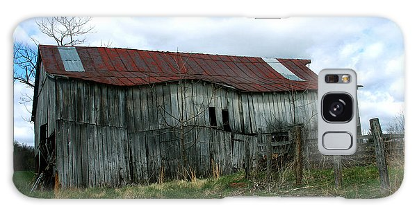 Old Barn Xiii Galaxy Case