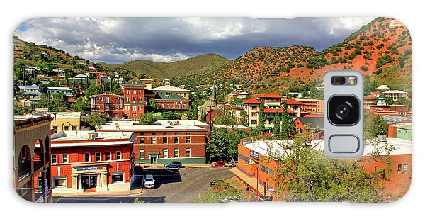 Old Bisbee Arizona Galaxy Case