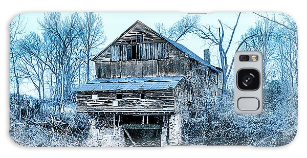 Old Blackiston Mill Galaxy Case