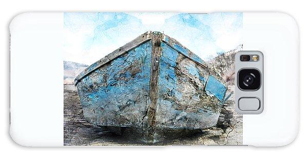Old Blue # 2 Galaxy Case by Ed Hall