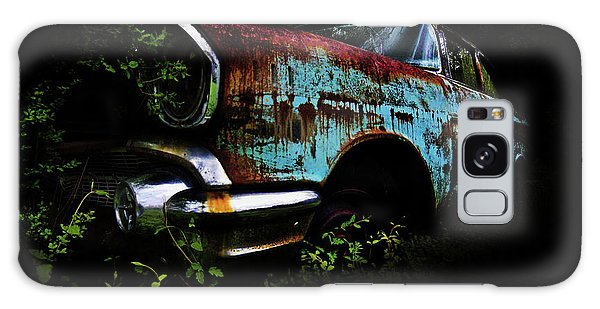 Old Blue Chevy Galaxy Case