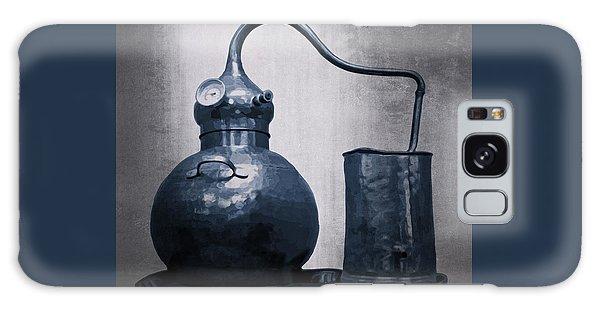 Galaxy Case featuring the digital art Old Blue Still by Megan Dirsa-DuBois