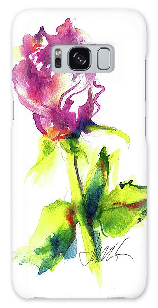 Old Blush - Rose Galaxy Case