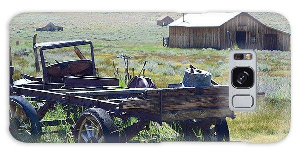 Old Bodie Wagon Galaxy Case