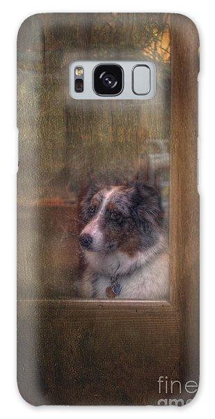 Old Bonnie Dog Galaxy Case