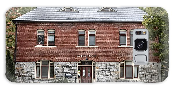 Old Botany Building Penn State  Galaxy Case