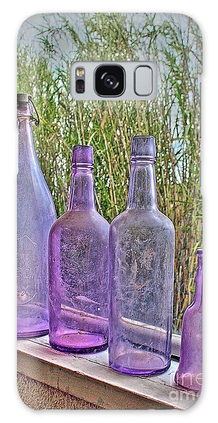 Old Bottle Collection Galaxy Case