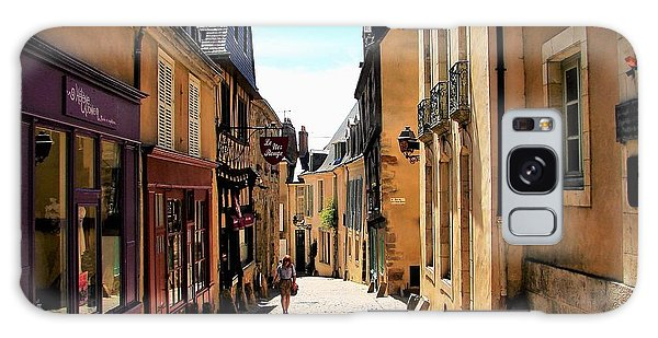 Old Buildings In France Galaxy Case