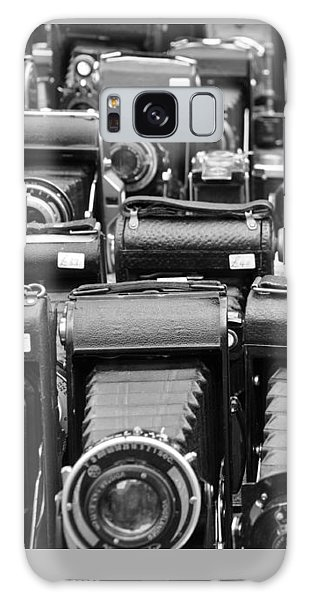 Old Cameras Galaxy Case
