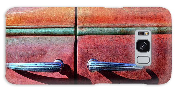 Patina Galaxy Case - Old Car Doors 1 by R christopher Vest