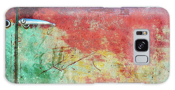 Patina Galaxy Case - Old Car Doors 2 by R christopher Vest