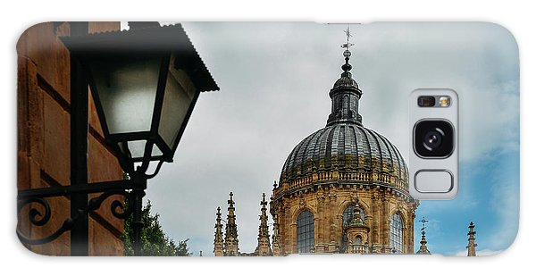 Old Cathedral, Salamanca, Spain  Galaxy Case