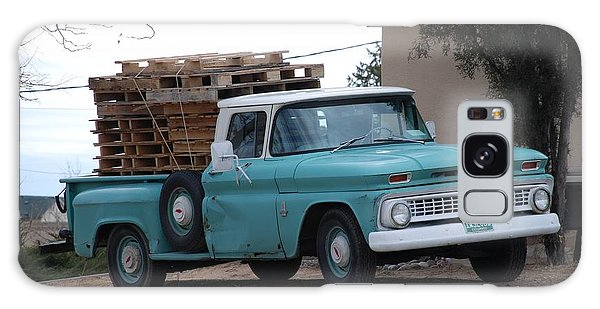 Old Chevy Galaxy Case by Rob Hans