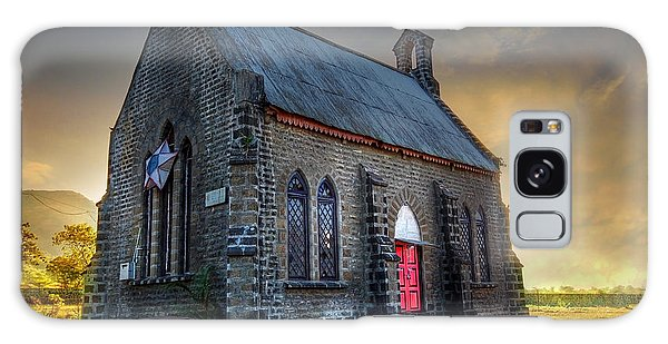 Old Church Galaxy Case by Charuhas Images