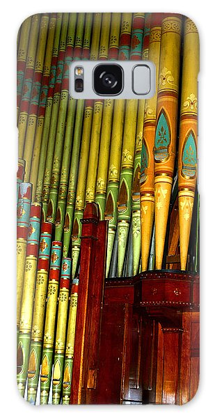 Old Church Organ Galaxy Case