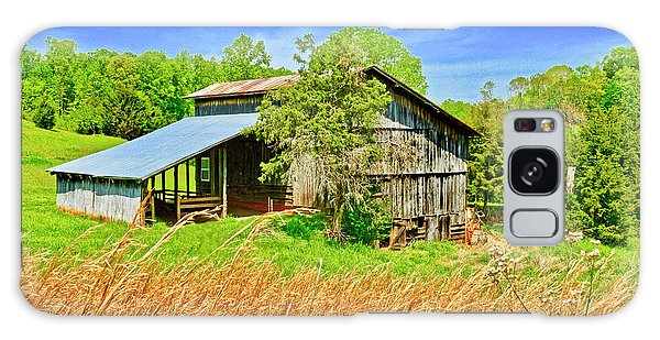 Old Country Barn Galaxy Case