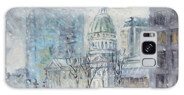 Galaxy Case - Old Courthouse From N 4th St. St.louis by Irek Szelag