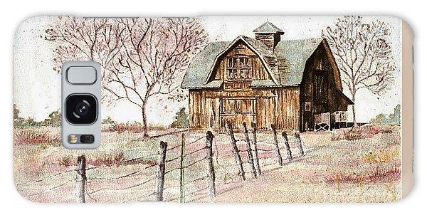 Old Crawford Colorado Barn Galaxy Case
