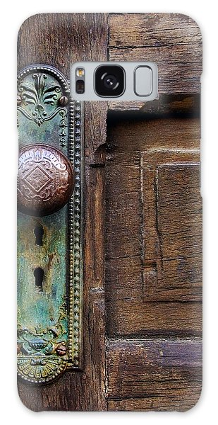 Old Door Knob Galaxy Case