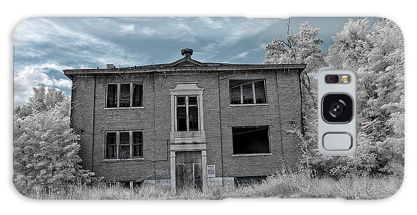 Old Edmonton High School Ir 2 Galaxy Case