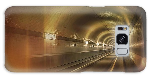 Old Elbe Tunnel Hamburg  Galaxy Case