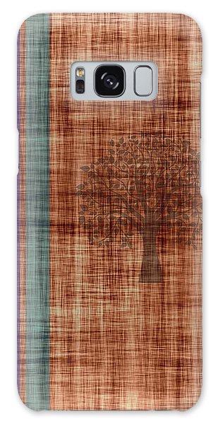 Old Fabric Galaxy Case
