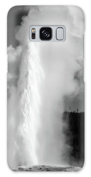 Galaxy Case featuring the photograph Old Faithful by Colleen Coccia