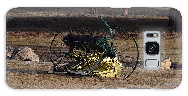 Old Farm Implement Lake George Co Galaxy Case