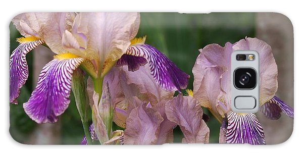 Old-fashioned Iris Galaxy Case
