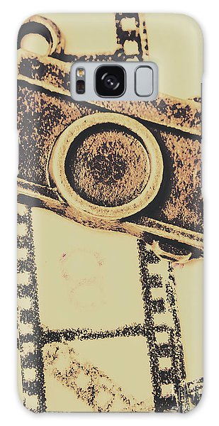 Famous Artist Galaxy Case - Old Film Camera by Jorgo Photography - Wall Art Gallery
