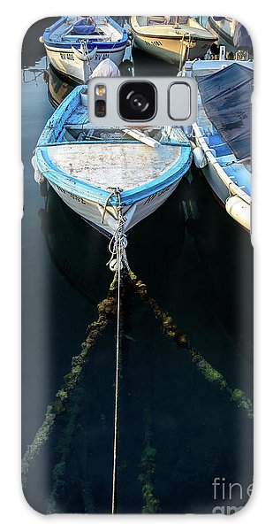 Old Fishing Boats Of The Adriatic Galaxy Case